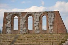 Anfiteatro romano Foto de archivo libre de regalías