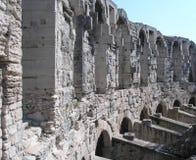 Anfiteatro romano, Arles, França Imagem de Stock Royalty Free
