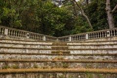 Anfiteatro viejo en Toscana - 1 Fotografía de archivo libre de regalías