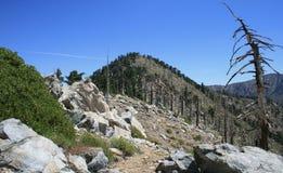 Anflug Mt.-Islip Stockfotos