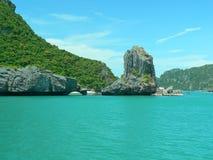 ANG Ταϊλάνδη thon Στοκ φωτογραφίες με δικαίωμα ελεύθερης χρήσης