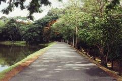 ANG Kaew στο πανεπιστήμιο Chiang Mai Στοκ Εικόνες