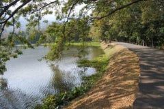 Ang Kaew Reservoir Photographie stock libre de droits