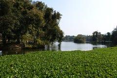 Ang Kaew Reservoir Photos libres de droits