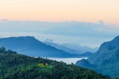 ANG Khang, βουνό ANG Khang, mai Chiang, Ταϊλάνδη Doi Στοκ εικόνα με δικαίωμα ελεύθερης χρήσης