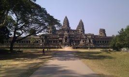 Ang Kor Wat 库存图片