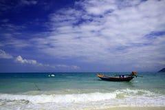 Ang-läderrem öarna i Thailand Royaltyfria Foton