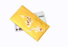 ANG-Pao Royalty-vrije Stock Foto