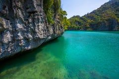 Ang paska Krajowy Morski park Zdjęcia Stock