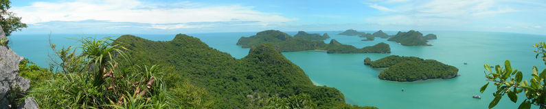 Ang Thong Stock Photo