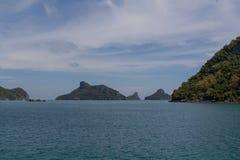 Ang Thong Marine National Park Fotografering för Bildbyråer