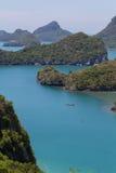 Ang Thong Marine National Park Arkivfoton