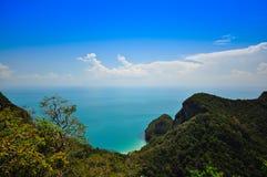 Ang Thong National Marine Park, Tailandia Fotografia Stock