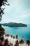 Ang-Thong national marine park, Thailand Royalty Free Stock Photos