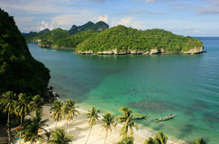 Ang Thong National Marine Park, Thailand Stock Photography