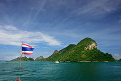 Ang Thong National Marine Park, Thailand Stock Photography