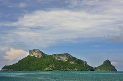 Ang Thong National Marine Park Thailand Royaltyfri Bild