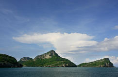 Ang Thong National Marine Park, Thailand Stock Photos