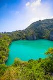 Ang Thong National Marine Park Stock Image