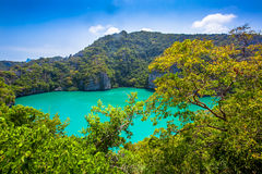 Ang Thong National Marine Park Stock Photo