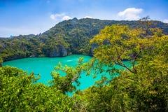 Ang Thong National Marine Park Stock Photography
