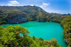 Ang Thong National Marine Park Stock Images
