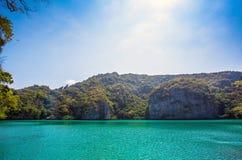 Ang Thong National Marine Park Stock Photos