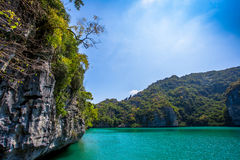Ang Thong National Marine Park Royalty Free Stock Photos