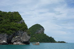 Ang Thong National Park, Ko Samui, Surat Thani, Thailand Stock Images
