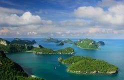 Ang Thong National Park, Tailandia Fotografia Stock Libera da Diritti
