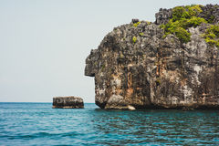 Ang Thong National Park, Thailand Royalty Free Stock Images
