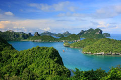 Ang Thong National Park, Thailand Royalty Free Stock Image