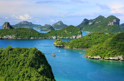 Ang Thong National Park, Thailand Stock Photography