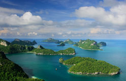 Ang Thong National Park, Thailand Royalty Free Stock Photo