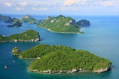 Ang Thong National Park, Thailand Stock Photos