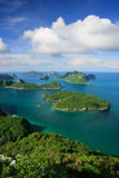 Ang Thong National Park, Thailand Royalty Free Stock Photos