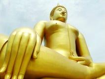 ANG yai pra Wat tong Στοκ εικόνες με δικαίωμα ελεύθερης χρήσης