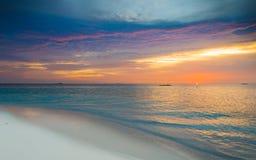 Angaga, Μαλδίβες Στοκ φωτογραφία με δικαίωμα ελεύθερης χρήσης
