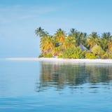 Angaga Ari Atoll fotografie stock libere da diritti