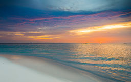 Angaga, Maldives Fotografia Royalty Free