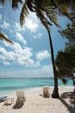 angaga plaża Zdjęcie Royalty Free