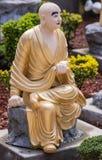 Angaja στον κήπο Arhat στο βουδιστικό ναό Lai του, Καλιφόρνια Στοκ φωτογραφία με δικαίωμα ελεύθερης χρήσης