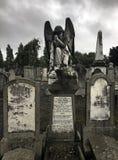 Ange à Dublin image libre de droits
