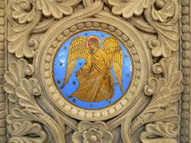Ange, Άγιος-μέτωπο Cathedrale, Perigueux (Γαλλία) Στοκ φωτογραφίες με δικαίωμα ελεύθερης χρήσης