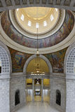 Ange capitolen av Utah Royaltyfria Bilder