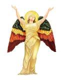 Ange de Dieu Photographie stock