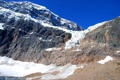 Ange de glacier Photographie stock libre de droits