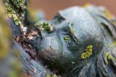 Ange de jardin Photos libres de droits