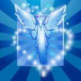 Ange de l'amour Images stock
