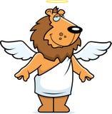 Ange de lion illustration de vecteur